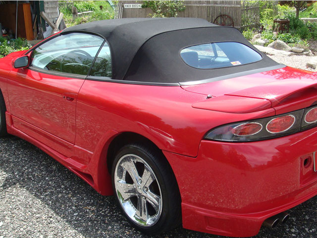 Pictures Replacement Convertible Tops