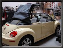 replacement convertible top
